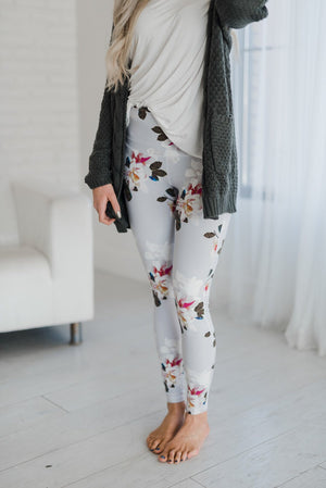 Romantic Floral Legging