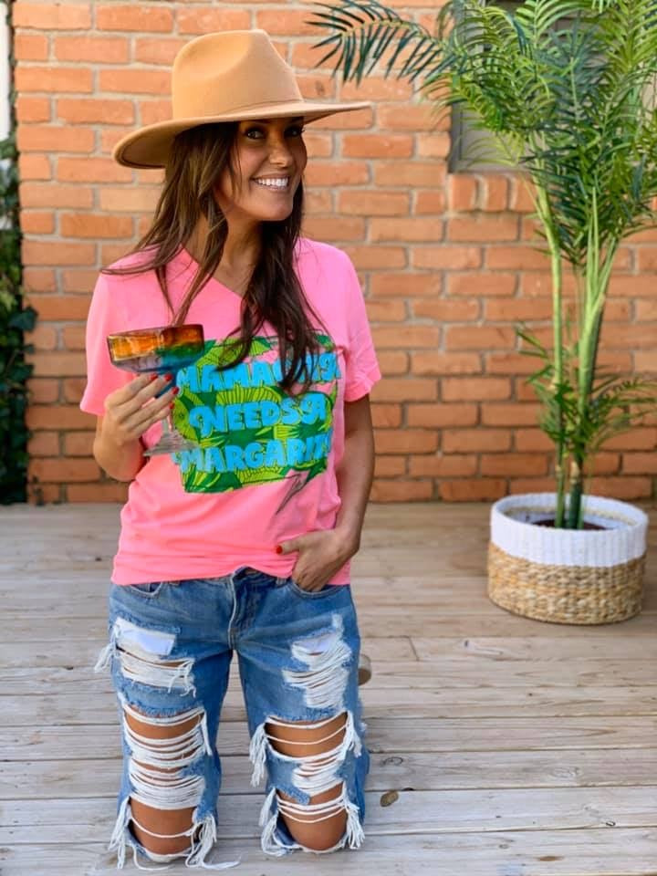 Mama Margarita Graphic Tee