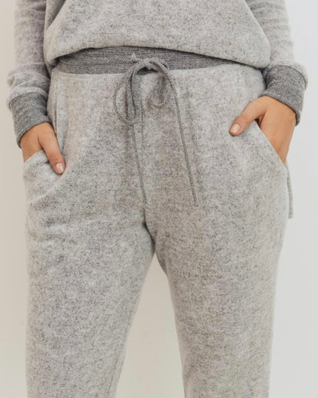Blanket Soft Joggers- H. Grey