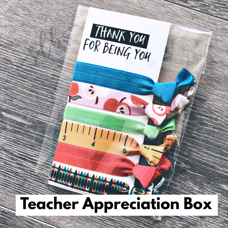 Teacher Appreciation SLB Box