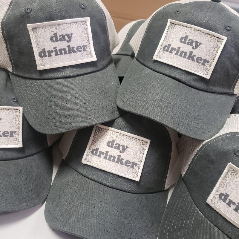 Day Drinker Hats