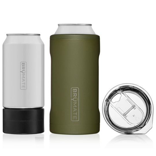 HOPSULATOR TRíO 3-in-1 | OD Green (16oz/12oz cans)