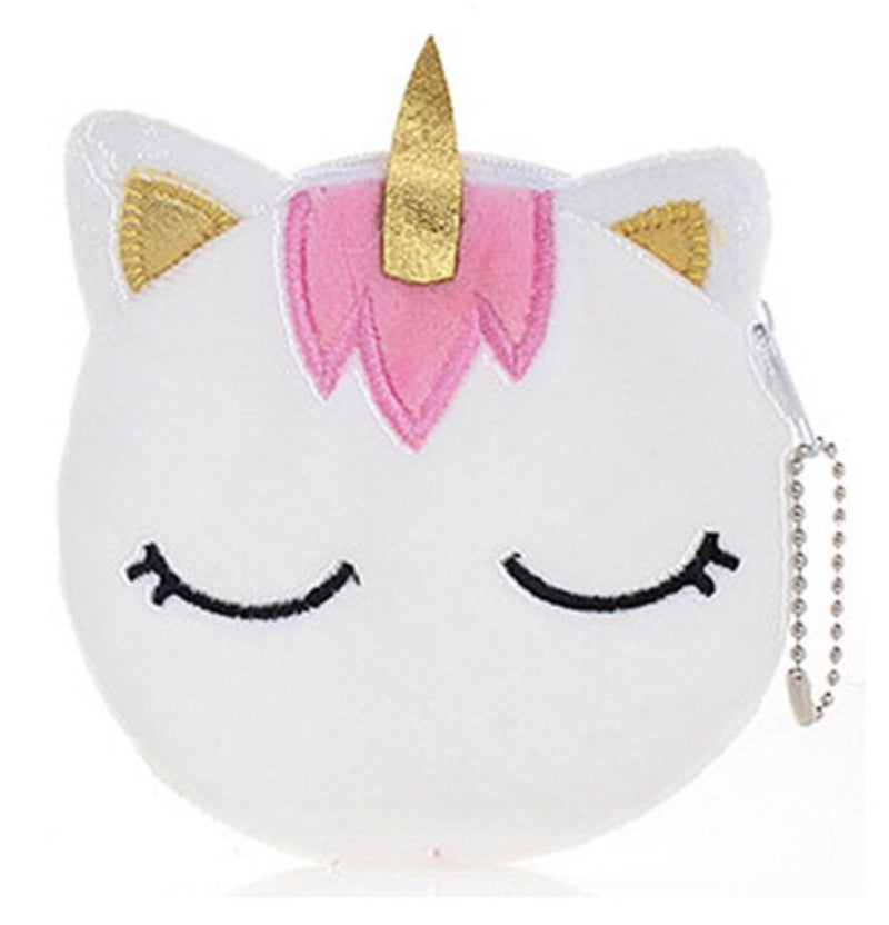 Unicorn Cat Coin Purse