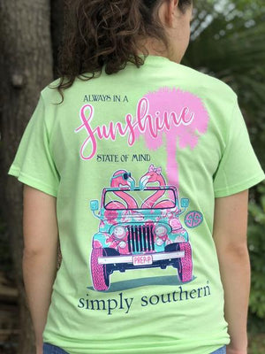 "Simply Southern ""Sunshine"" shirt"