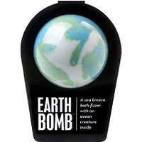 Da Bomb Bath Fizzer- Earth Bomb