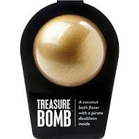 Da Bomb Bath Fizzer- Treasure Bombs