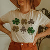 Clovers Graphic Tee