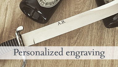 Personalized Engraving
