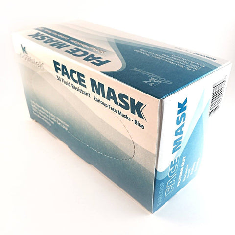 Harmony Earloop Face Masks - Salt & Light Tattoo Supply