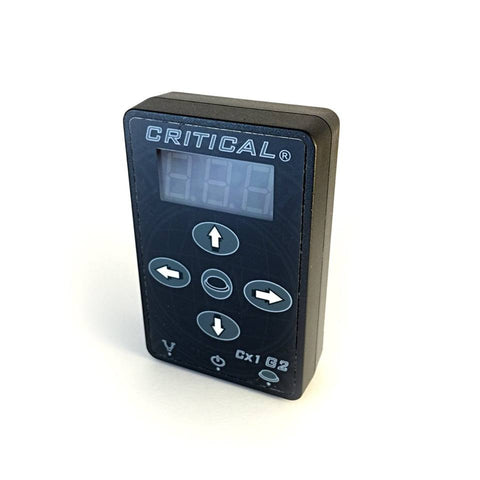 Critical Power Supply CX1-G2 - Salt & Light Tattoo Supply