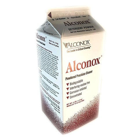 Alconox Powdered Precision Cleaner - Salt & Light Tattoo Supply