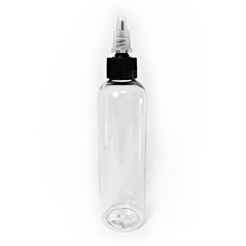 4 oz Plastic Ink Bottle - Salt & Light Tattoo Supply