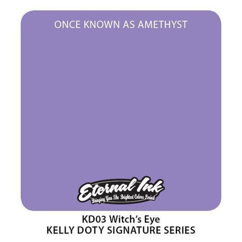 Eternal Ink - Kelly Doty Witch's Eye