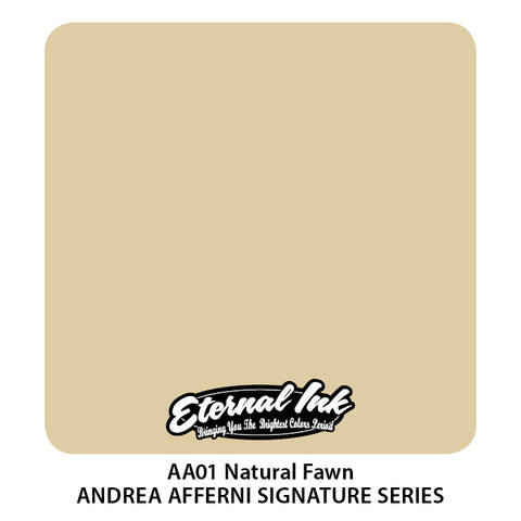 Eternal Ink - Andrea Afferni Natural Fawn