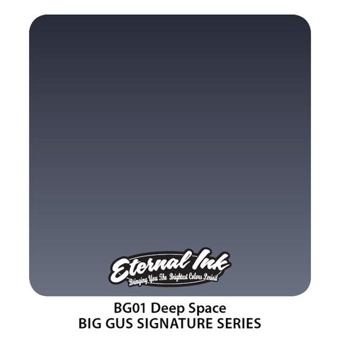 Eternal Ink - Big Gus Deep Space