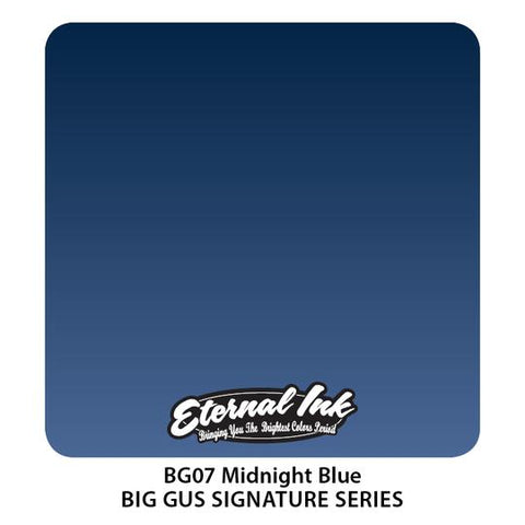 Eternal Ink - Big Gus Midnight Blue