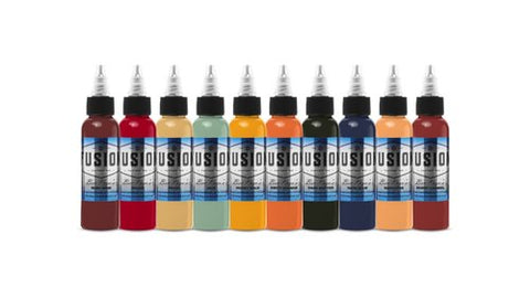 Ben Kaye's Signature Series Fusion 10 Bottle Ink Set