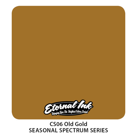 Eternal Ink - Seasonal Spectrum Old Gold