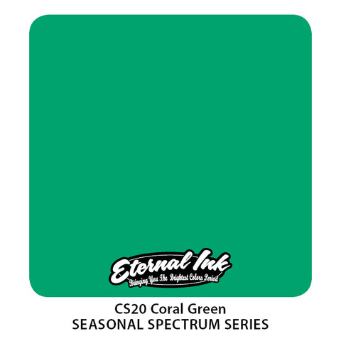 Eternal Ink - Seasonal Spectrum Coral Green