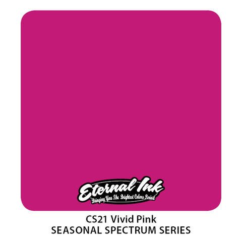 Eternal Ink - Season Spectrum Vivid Pink