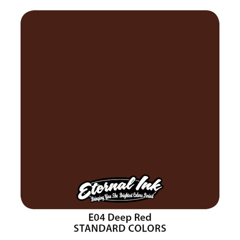 Eternal Ink - Deep Red