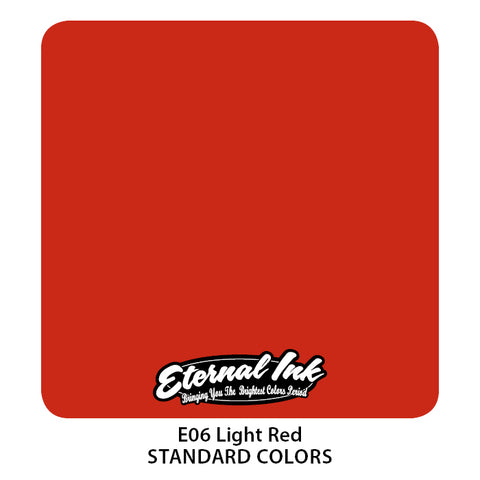 Eternal Ink - Light Red