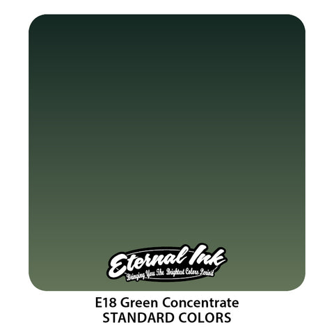 Eternal Ink - Green Conc