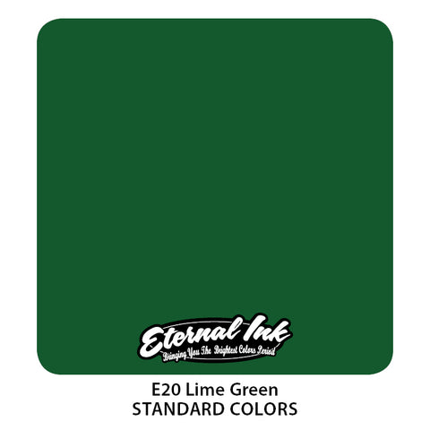 Eternal Ink - Lime Green
