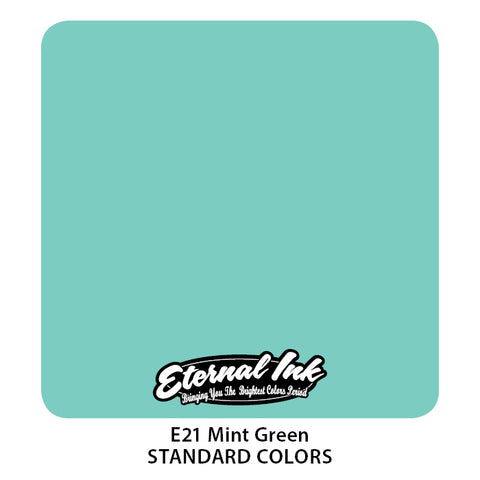 Eternal Ink - Mint Green