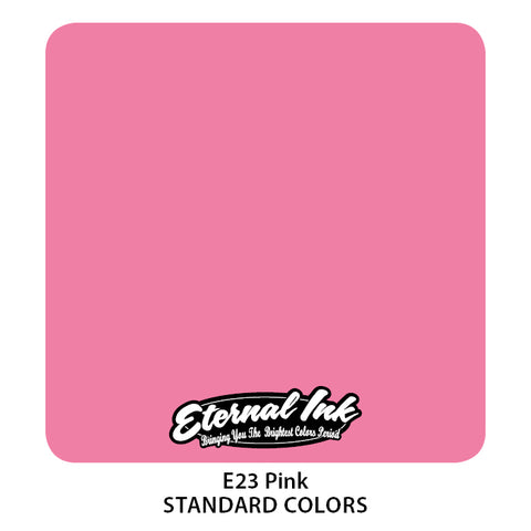 Eternal Ink - Pink