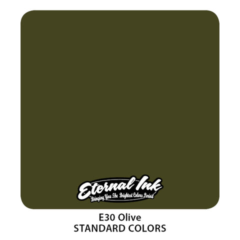 Eternal Ink - Olive