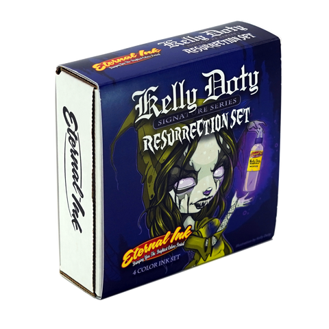 Eternal Ink - Kelly Doty Resurrection Set