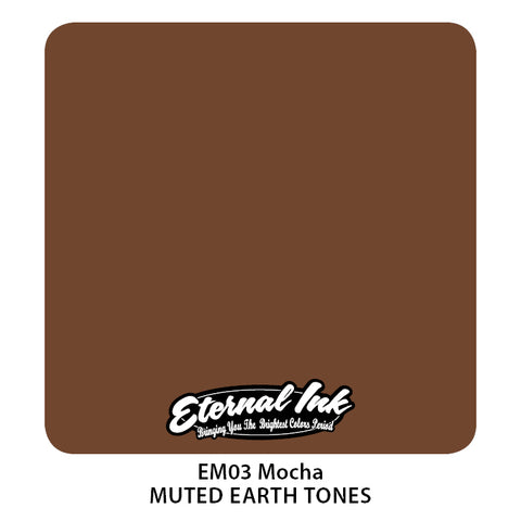 Eternal Ink - Muted Earth Tone Mocha