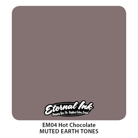 Eternal Ink - Muted Earth Tone Hot Chocolate