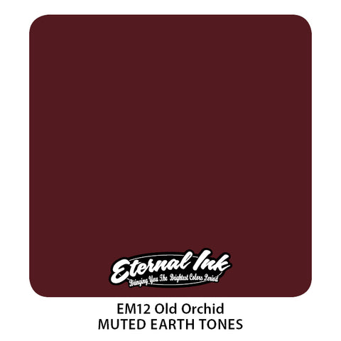 Eternal Ink - Muted Earth Tone Old Orchid