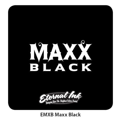 Eternal Ink - MAXX BLACK