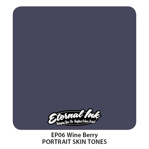 Eternal Ink - Portrait Skin Tone Wine Berry