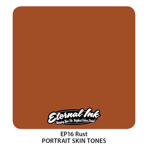 Eternal Ink - Portrait Skin Tone Rust
