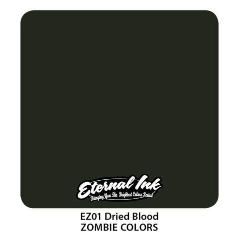 Eternal Ink - Zombie Color Dried Blood