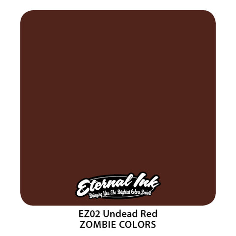 Eternal Ink - Zombie Color Undead Red