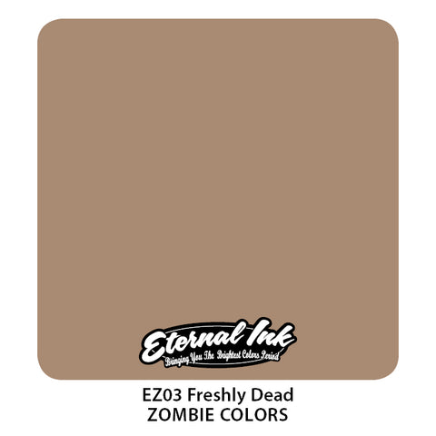 Eternal Ink - Zombie Color Freshly Dead