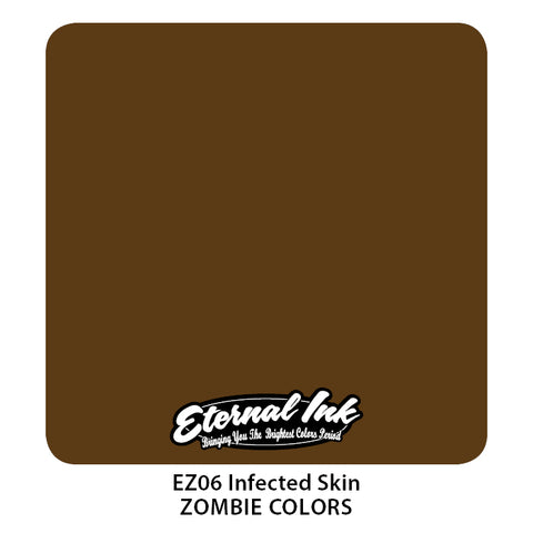 Eternal Ink - Zombie Color Infected Skin