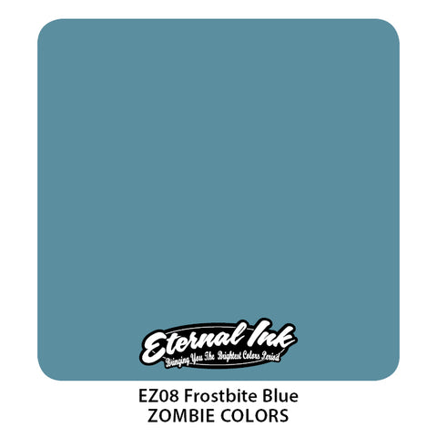 Eternal Ink - Zombie Color Frostbite Blue