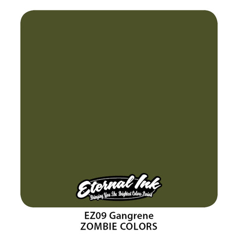 Eternal Ink - Zombie Color Gangrene