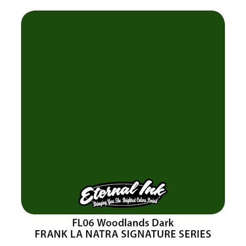 Eternal Ink - Frank La Natra Woodlands Dark