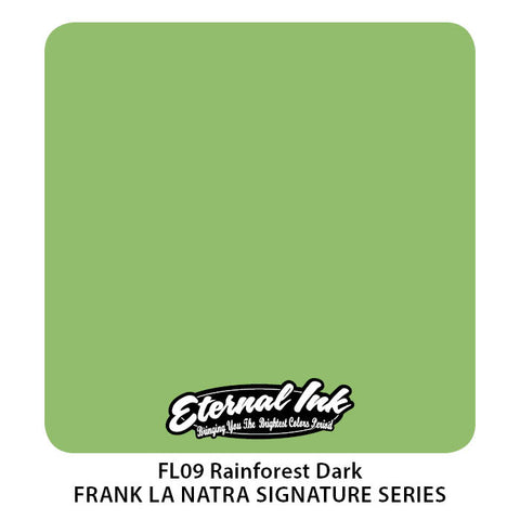 Eternal Ink - Frank La Natra Rainforest Light