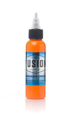 Mandarin Orange Single Bottle Fusion Ink
