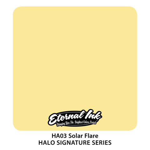 Eternal Ink - Halo Solar Flare