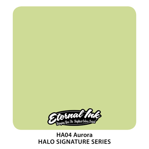 Eternal Ink - Halo Aurora