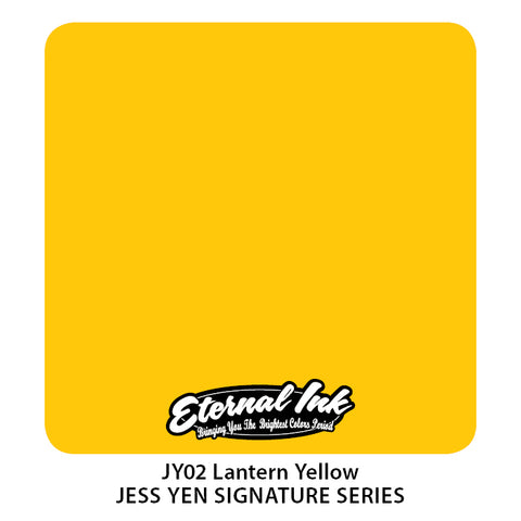 Eternal Ink - Jess Yen Lantern Yellow